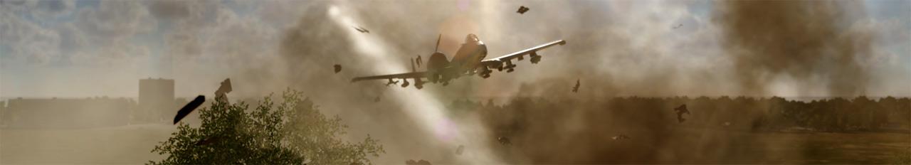 DCS World – Szkoła latania